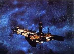 USS Cygnus i The Black Hole