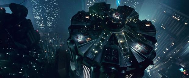 Los Angeles är magiskt i Blade Runner