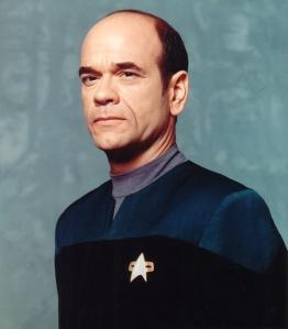 Robert Picardo som The Doctor i Star Trek Voyager