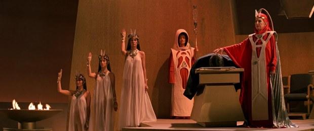 Galna kostymer på Vulcan