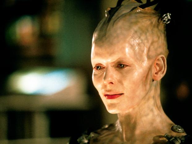 Borgdrottningen är det bästa tillskottet till Star Trekuniversum på tio år - First Contact