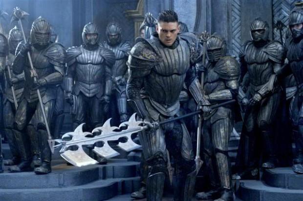 Karl Urban i Chronicles of Riddick