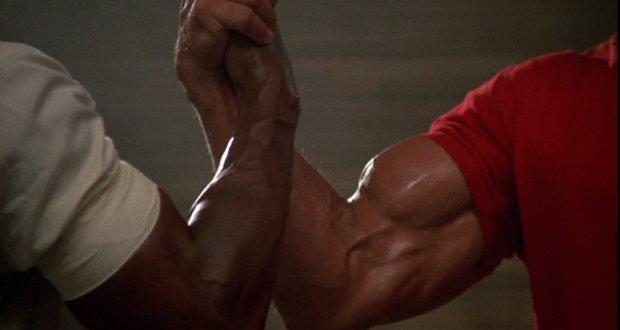 Musklerna spelar, men vad hjälper det?