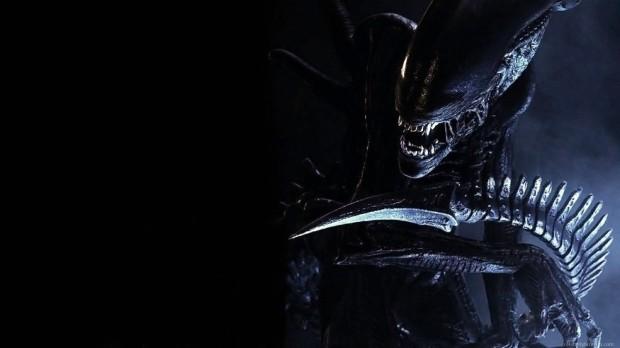 Från filmen Alien 3 av David Fincher