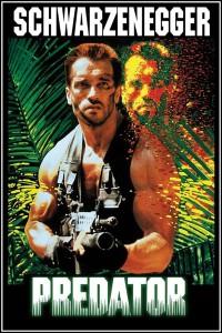 Postern ser ut som vilken krigsfilm som helst