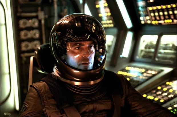 George Clooney i Solaris