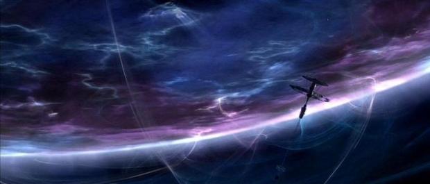 Rymdstationen kring Solaris