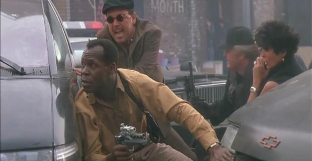 Danny Glover i Predator 2