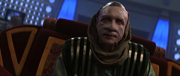 Star Trek Insurrection (1998) - menlöst Utopia lagom hotat