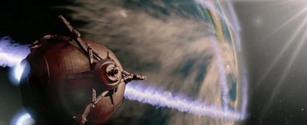 Skeppet Titan är en terraformare