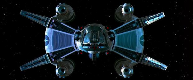 Ron Cobbs väldesignade skepp hör till mina favoriter
