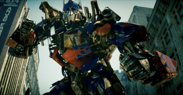 Optimus Prime är autobots ledare