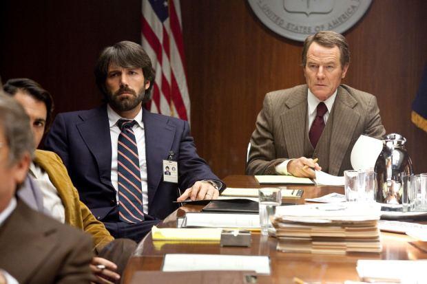 Ben Affleck spelar mot Bryan Cranston från Breaking Bad