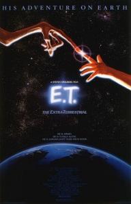 Poster för E.T The Extra-Terrestrial