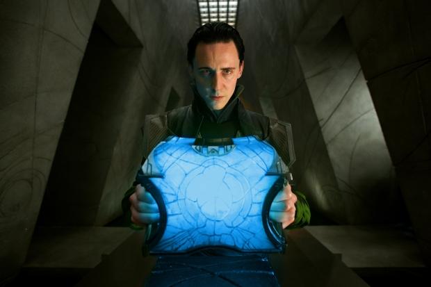 Tom Hiddleston som Loke