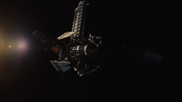 Zeussatelliterna hotar Jorden