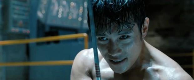 Byung-hun Lee spelar Storm Shadow, den enda lite intressanta karaktären