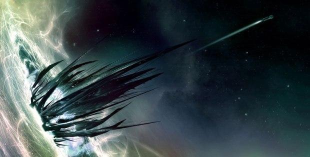 Narada från Star Trek (2009) hoppade tillbaka i tiden