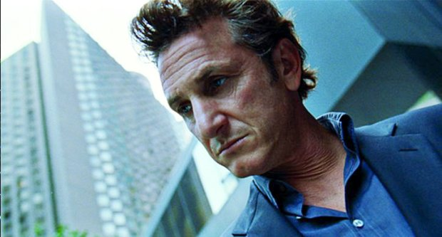 Sean Penn i The Tree of Life