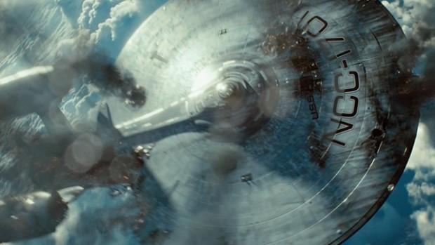 Enterprise får ta emot en hel del stryk