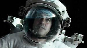 George Clooney i Gravity