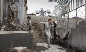 Tom Cruise i Oblivion