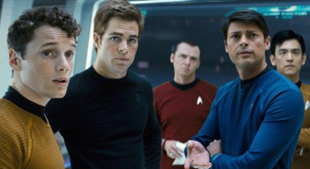 Besättningen på USS Enterprise 2009