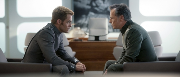 Pike ger Kirk de faderliga råd han aldrig har fått förut