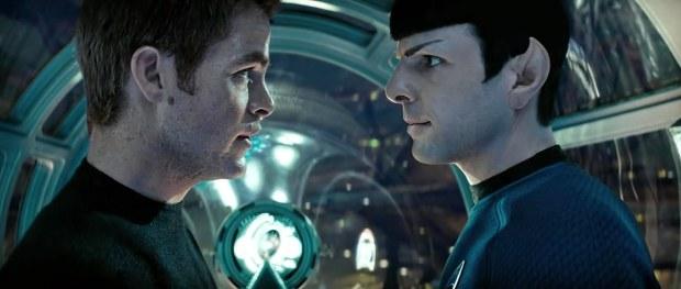 Kirk mot Spock