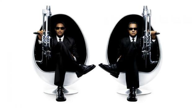 Will Smith och Tommy Lee Jones gör så gott de kan