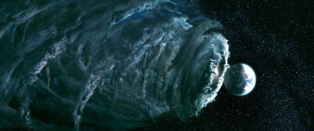 Den onda kosmiska kraften som äter planeter