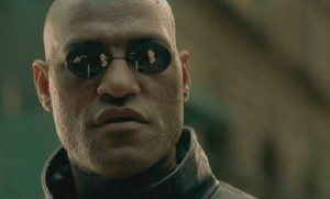 Morpheus i The Matrix
