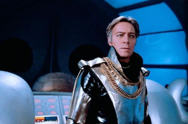Christopher Plummer är den galaktiska kejsaren