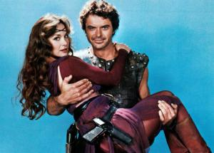 Mary Crosby, Robert Urich i Ice Pirates