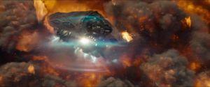 Det är fullt krig på Krypton