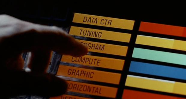 Alla kontroller ombord är pekskärmar, vilket gör att det känns modernt