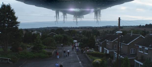 Detta UFO liknar det från District 9