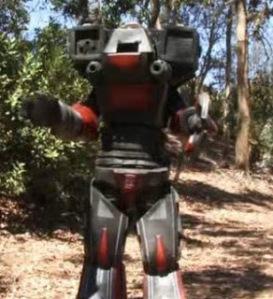 Robotar är en robot, inte robotar