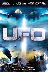 Omslaget till UFO / Alien Uprising är klart missledande