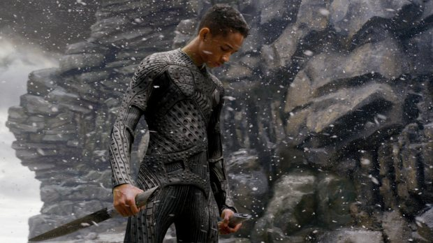 Jaden Smith i After Earth