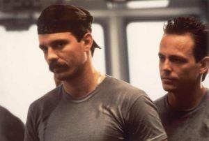 Michael Biehn (Aliens, Terminator 2) spelar här ett psykotiskt marinbefäl