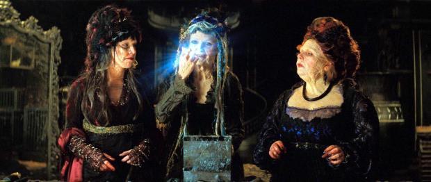 Mormo, Empusa och Lamia