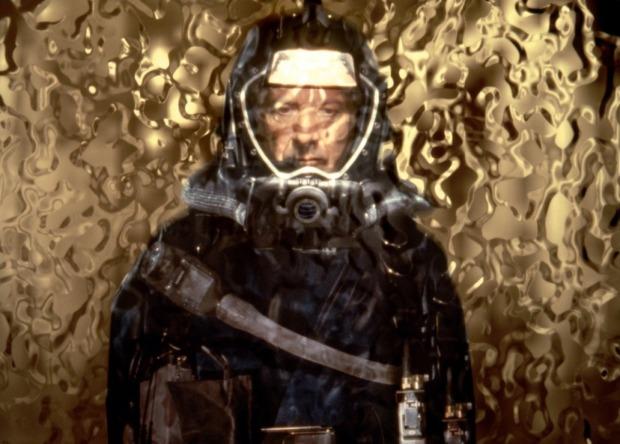 Dustin Hoffman i Sphere