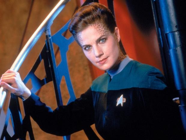 Jadzia Dax (Terry Farrell) är en av de coolaste Trekkaraktärerna någonsin