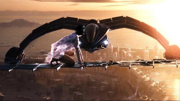 Neo Seoul har mycket gemensamt med Los Angeles i Blade Runner