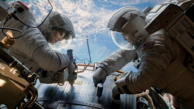 Gravity (2013) - årtiondets viktigaste rymdfilm