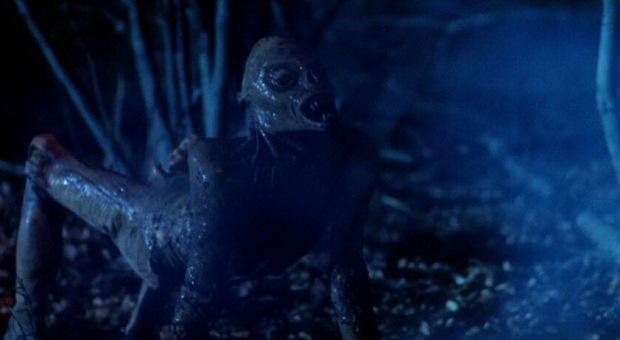 Monstret i Xtro är förstås en variant på Alien