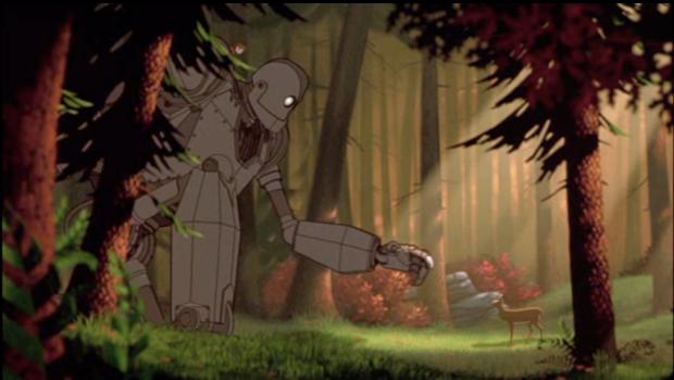 Järnjätten möter Bambi