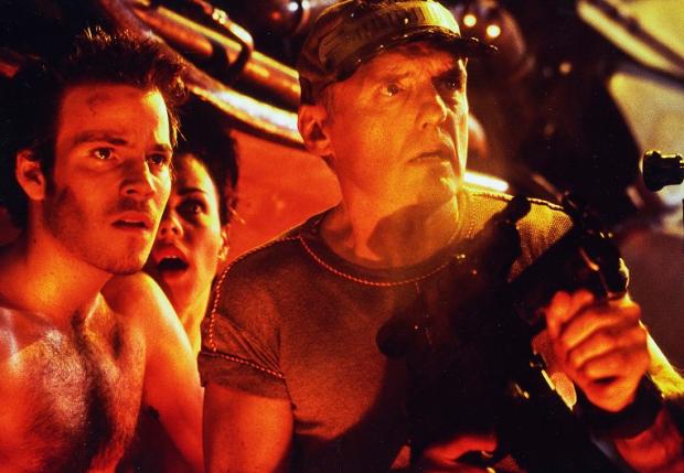Dennis Hopper, Debi Mazar, Stephen Dorff
