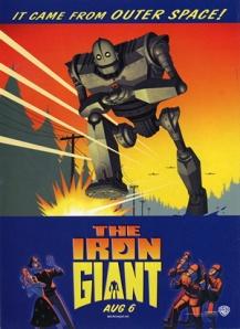 Poster för Iron Giant